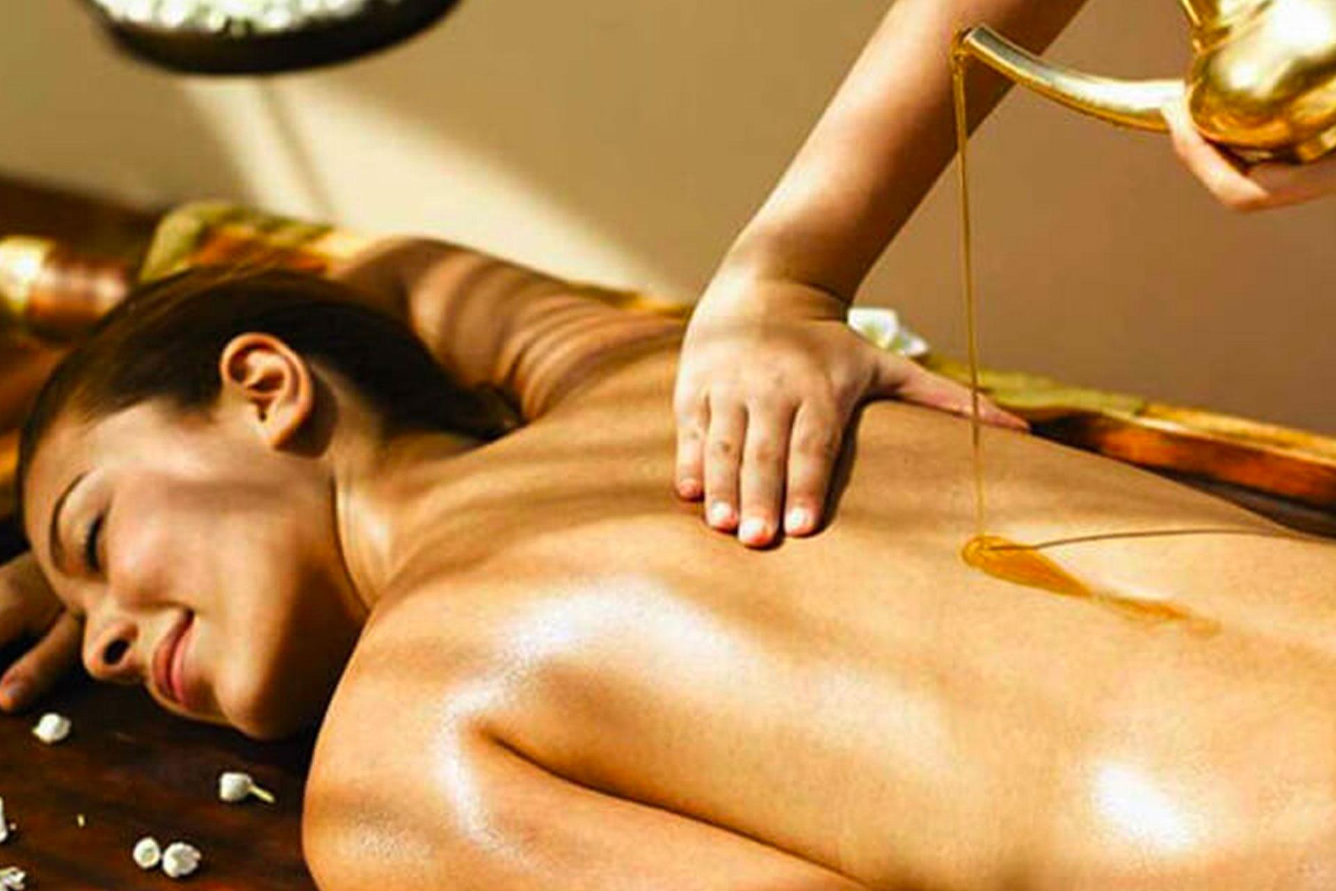 Curso de masaje ayurveda