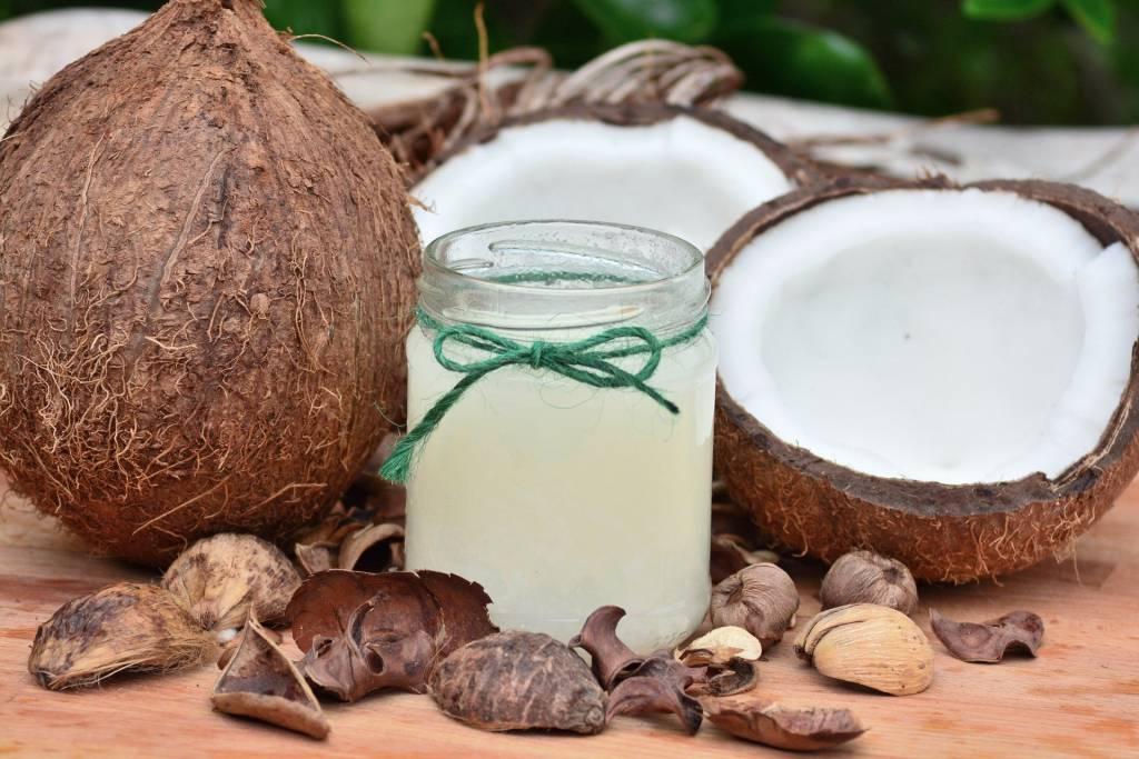 sneha aceite de coco