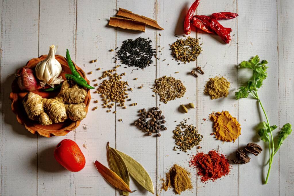 Alimentación para vata y kapha